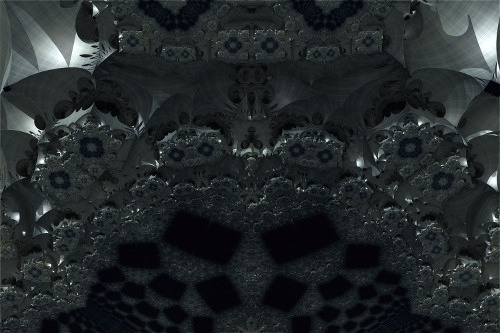 Fraktal: Struktur und Öffnung