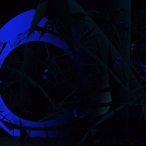 Fraktal: Schleier der Nacht